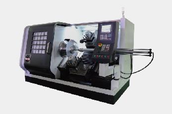 数控金属旋压机