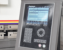 CNC Electro-hydraulic Servo Press Brake Machine(3+1 axis or above)