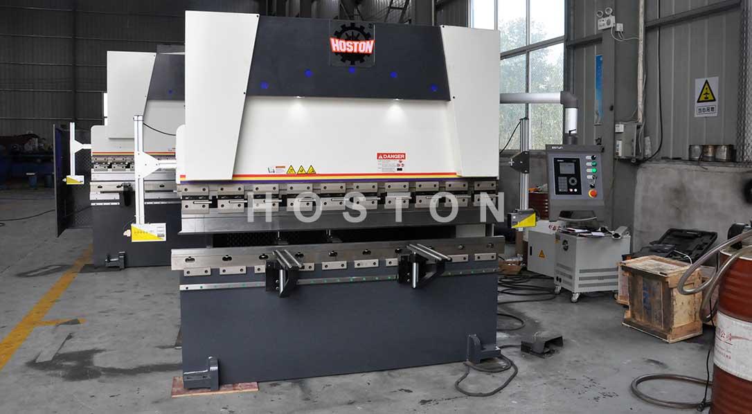 CNC Hydraulic Torsion Press Brake Machine(2  axis)