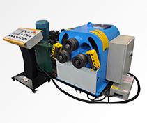 W24S全液压型材弯曲机