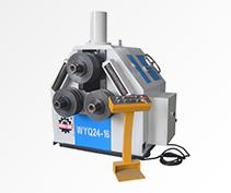 半液压型材弯曲机(WYQ140 to WYQ500)